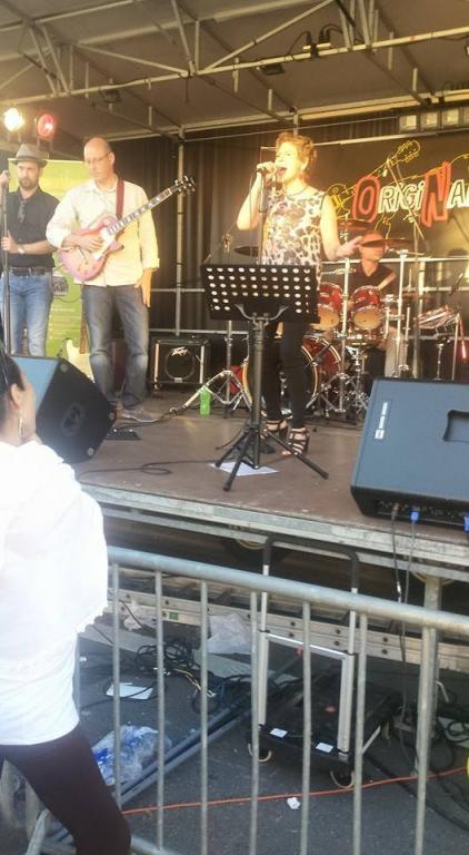 Concert au Quartier des Balances